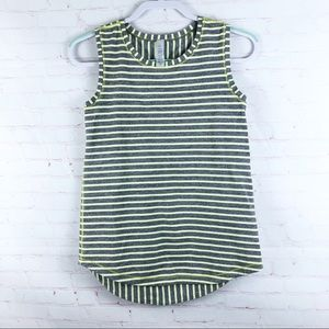 Ivivva Shirts & Tops - Ivivva Striped Tank Top